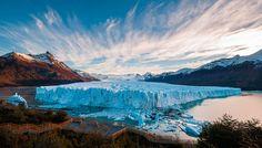 Glaciar Perito Moreno, Santa Cruz, Patagonia Argentina, Ruta 40
