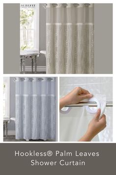 61 hookless shower curtains ideas in