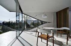 Mirror Houses, South Tyrol, Italy | Modern Vacation Home Rentals