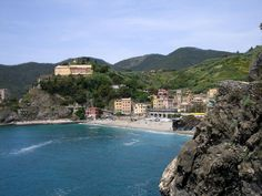 Monterosso al Mare. Where I want to return for the summer & do nothing but lay out, eat amazing fruit, & drink fantastic wine.