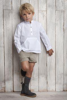 La Masía Les Casotes | Pajes #boda #pajes #inspiracion Little Boy Fashion, Kids Fashion Boy, Toddler Fashion, Girl Fashion, Baby Shirts, Kids Shirts, Baby Boy Outfits, Kids Outfits, Style Hipster