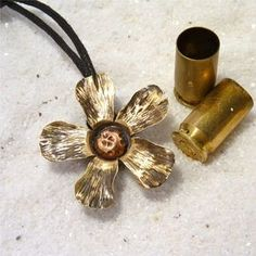 bullet shell flowers - Google Search