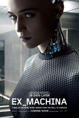 Ex Machina (2015) VER COMPLETA ONLINE 720p HD