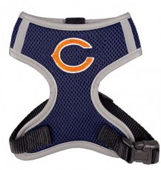 ba0482307 NFL Chicago Bears Dog Mesh Harness - Big Dog Sizes Too! http