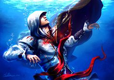 """A Sinking Feeling - Ezio Auditore (2010) -- from """"Assassin's Creed 2"""""""