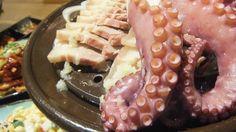 釜山(韓国)ポッサムと海鮮という絶妙な組み合わせ♪