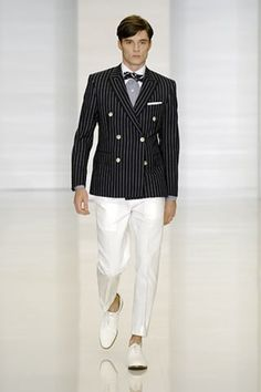 Tommy Hilfiger Spring 2008 Menswear Collection Photos - Vogue