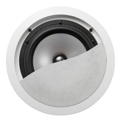 """KEF CI200.3QR In-Ceiling Speaker with 8"""" Uni-Q Driver by KEF. $279.95. The Ci200.3QR flagship ceiling speakers offer outstanding performance. Audiophile quality sound is derived from KEF's Uni-Q(R) driver array technology, providing your room with an expansive soundscape, excellent bass extension and so creating the perfect sound stage. Deciding whether to place the Ci200.3QR in the walls or ceiling has never been more simple. Thanks to KEF's simple and ingenious screw do..."""