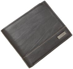 Guess Men's Multi Card Passcase Wallet,Black,One Size GUESS. $29.99