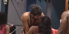 Valentine Night Romance: Watch as Housemates Engage in 'Kissing Festival' Inside Jacuzzi (Photos) Minecraft Jokes, Snickers Workwear, Kissing Games, Palomo Spain, Latest Nigerian News, Kissing Scenes, News Update, Thing 1 Thing 2, Hd Video