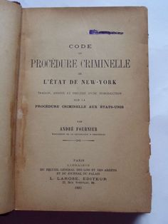 Is 1893 Code Book