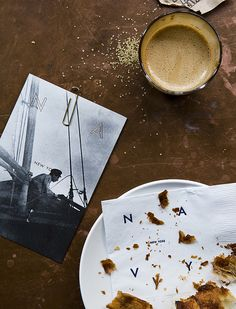 by Nicole Franzen Photography Coffee And Books, I Love Coffee, Coffee Break, My Coffee, Cuban Coffee, Morning Coffee, Food Photography Styling, Food Styling, Coffee Photography