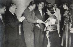 Festival de Cine de Mar del Plata, 1954.