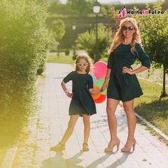 Rochii pentru mama si fiica de ocazie, nunta, botez si ocazii speciale Southern Prep, Fit, Style, Fashion, Swag, Moda, Shape, Fashion Styles, Fashion Illustrations
