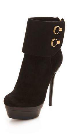 Rachel Zoe High Heel Booties