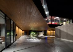 Suppose Design Office completes car showroom for Mazda
