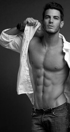 Daily Guy - More Than Reality Hot Men, Hommes Sexy, Shirtless Men, Male Physique, Attractive Men, Good Looking Men, Muscle Men, Male Beauty, Hot Boys