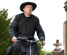 father brown stills images | Father Brown has been re-commissioned for a second series as BBC One ...