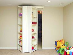 basement toy storage | Basement storage ideas | Interior Designs Photos, Ideas and styles