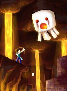 16 Best Minecraft Fan Art Images In 2015 Minecraft Fan