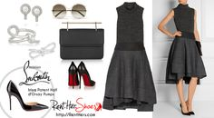 Marketplace for Designer Brand Shoes in Washington DC, DMV. Here you can RENT or LEND fabulous shoes!