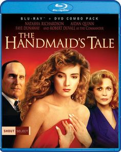 The Handmaids Tale (Blu-ray/DVD 2017 2-Disc Set)