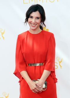 Actress Sibel Kekilli attends the 66th Annual Primetime Emmy Awards at the Nokia Theatre L.A. Live on August 25, 2014 in Los Angeles, California.  (Photo by David Livingston/Getty Images)  --  Access, discover and share millions of images at *newzcard.com.