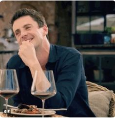 Wine time... Matthew William Goode, Mathew Goode, Classic Hollywood, In Hollywood, Holby City, Sam And Cat, A Discovery Of Witches, Clermont, All Souls