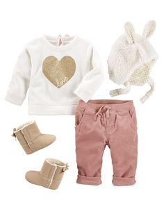 Baby Girl OKF16OCTBABY16 | OshKosh.com