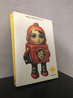 """""""Babylon"""" Viktor Pelevin, prima e unica edizione Mondadori, 2000"""