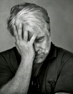 "'Actors are responsible to the people we play. I don't label or judge. I just play them as honestly and expressively and creatively as I can, in the hope that people who ordinarily turn their heads in disgust instead think, ""What I thought I'd feel about that guy, I don't totally feel right now"".' - Philip Seymour Hoffman. R.I.P. °"