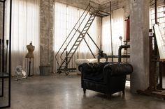 Set - Shooting - Old Fashion Warehouse