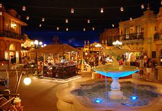 Mexico Pavilion at Epcot Center, Orlando, Florida, EUA.
