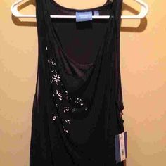 Navy Beaded Simply V… ($25) is on sale on Mercari, check it out! https://item.mercari.com/gl/m168669785/