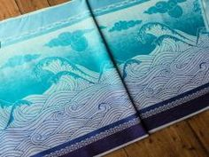 Okinami Amera Shawl | Oscha Slings