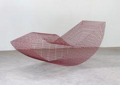 Muller van Severen designs rocking daybeds for Solo Houses