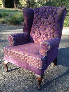find this pin and more on wing back chairs fantastic upholstery