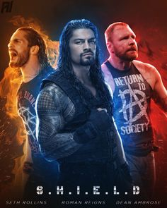 welcome to the shield of justice double tap if you like the shield❤ . Wwe Roman Reigns, Wwe Superstar Roman Reigns, Wrestling Superstars, Wrestling Wwe, Randy Orton, Wwe Divas, Nikki Bella, Brie Bella, Wwe Lucha
