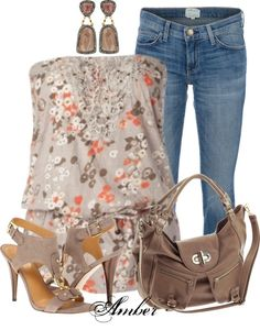 """""""Alyssa"""" by stay-at-home-mom on Polyvore"""