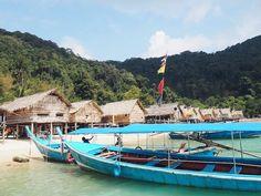 Surin Islands - The unspoiled Thai Islands near Khao Lak    #thailand #surinislands #khaolak #thailandtips #thaidiving