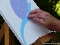 Peinture intuitive aux doigts Plastic Cutting Board, Boutique, Painting Workshop, Painting Classes, Fingers, Boutiques