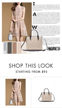 """""""Stylewe 4"""" by difen ❤ liked on Polyvore"""