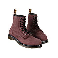 Dr. Martens Womens Boots 1460 Pink Nubuck USA $125.00