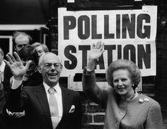 Margaret Thatcher, London 1987 | Iconic Photo Galleries - Sport