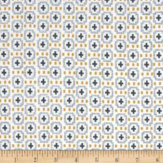 Michael Miller Wove It or Weave It Weave The People Citron from From Michael Miller, this abstract cotton print is perfect for quilting, apparel and home decor accents. Colors include grey, yellow and white. Michael Miller Fabric, Big Girl Rooms, How To Make Bed, Cool Fabric, Something Beautiful, Fabric Design, Printing On Fabric, Swatch, Craft Projects