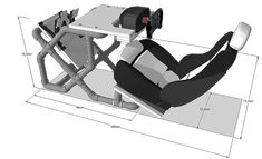 Racing Seats, Car Seats, Office Gaming Chair, Diy Go Kart, Mechanic Garage, Fire Pit Table And Chairs, Racing Simulator, At Home Movie Theater, Video Game Rooms