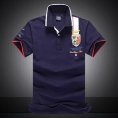 Summer New 2016 Brand POLO Air Force One Embroidery Men'S Aeronautica Militare…