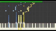 Himno Nacional Argentino (Blas Parera) - Piano Tutorial Synthesia