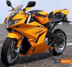 2007 Fischer MRX 650