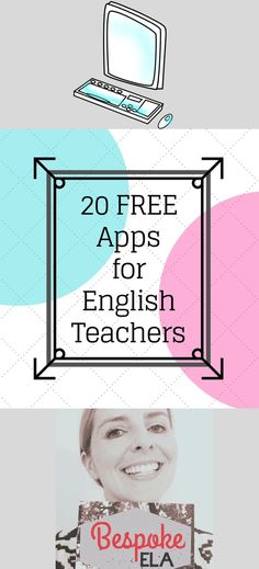 This blog provides a list of 20 FREE Apps that support the writing process! And all 20 Apps are FREE! Check it out! Find more tips like this from www.bespokeclassroom.com.